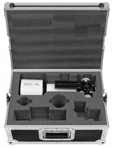 Flight-Case ED 80 Alu Tube Explore Scientific