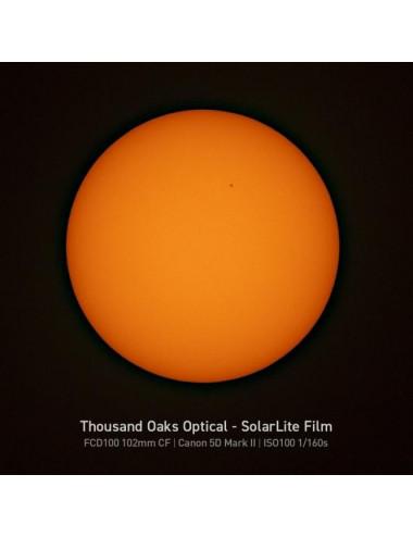 Filtre solaire Sun Catcher pour diamètre extérieur 110-130mm Explore Scientific