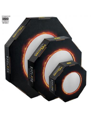 Filtre solaire Sun Catcher pour diamètre extérieur 150-160mm Explore Scientific