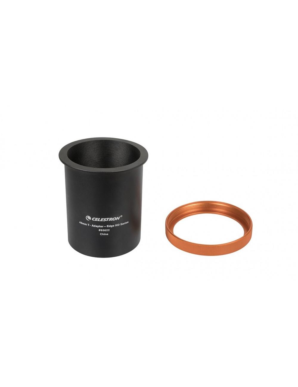 Adaptateur T 48mm pour EdgeHD 9.25-11-14 Celestron
