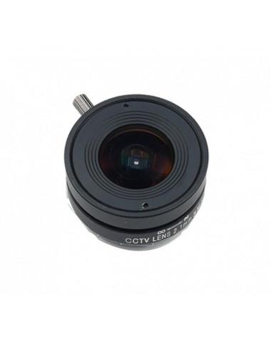 Objectif fish-eye 2,1mm ZWO