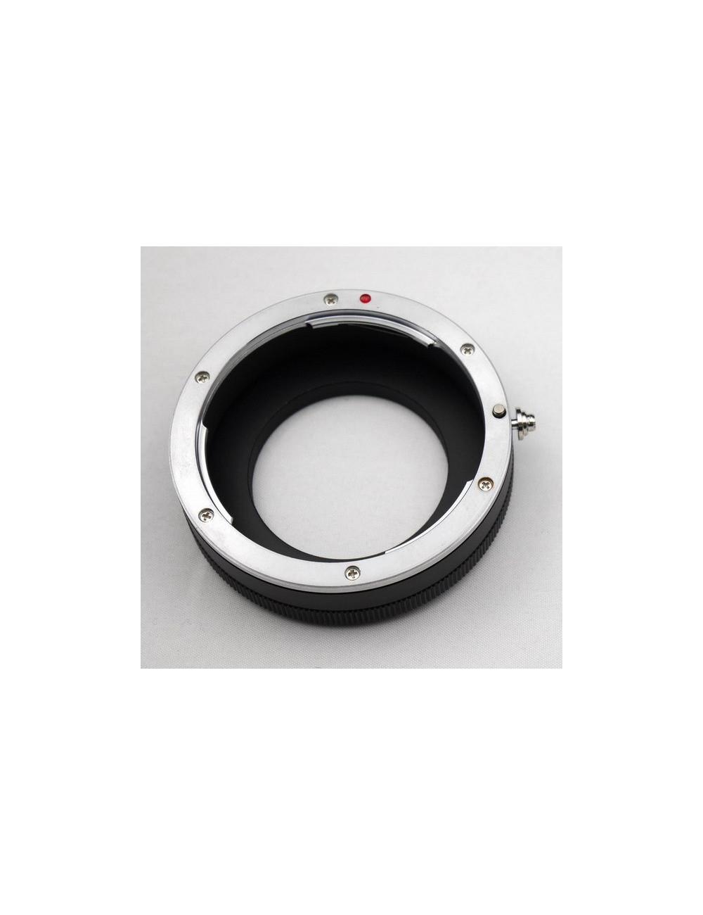 Adaptateur objectif Canon EF pour roue à filtres ZWO Mini