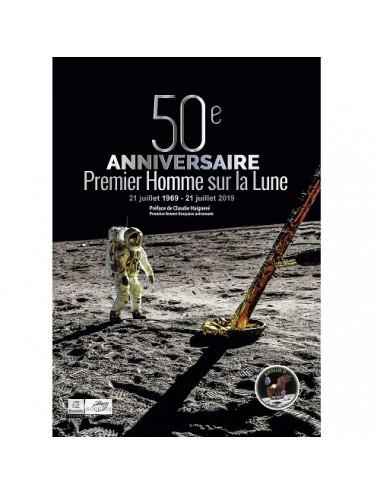 50ieme anniversaire du 1er homme sur la Lune
