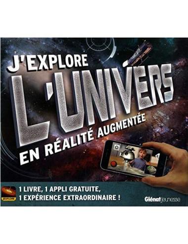 J'explore l'UNIVERS en réalité augmenté