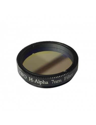 Filtre CCD H-Alpha 7nm 31,75mm ZWO