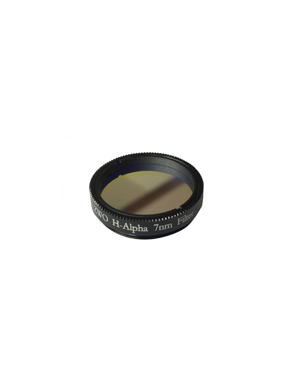 Filtre CCD H-Alpha 7nm 31,75mm ZWO