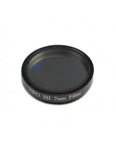 Filtre CCD SII 7nm 31,75mm ZWO