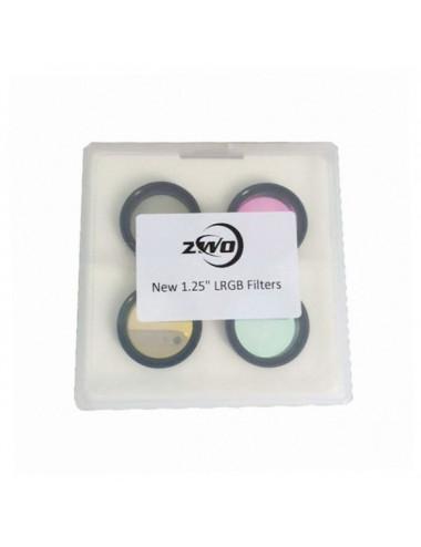 Set de 4 filtres LRGB 31,75mm pour ASI1600 ZWO