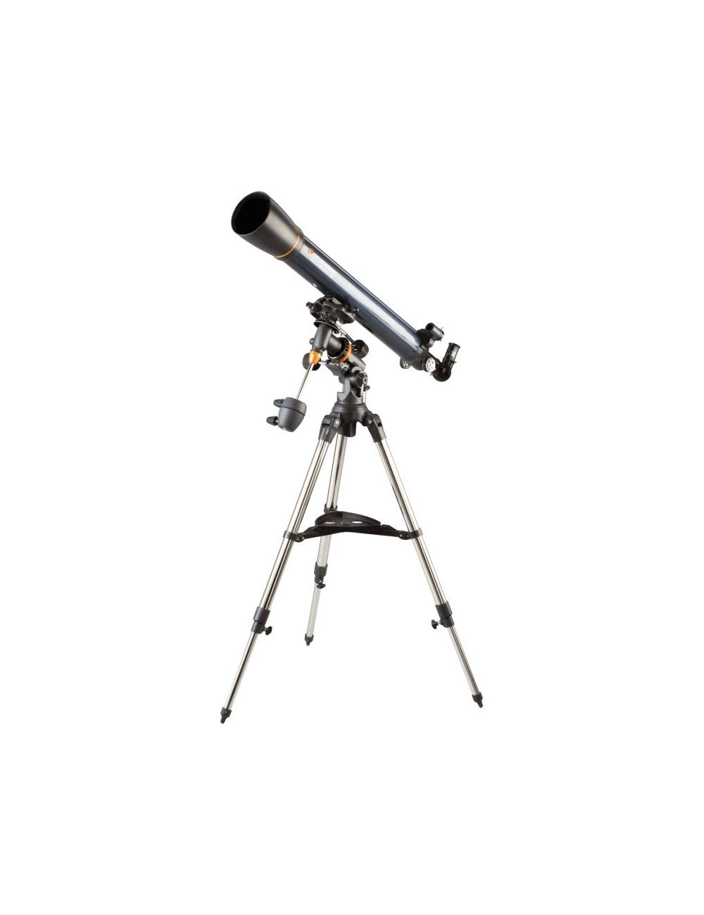 Lunette astronomique AstroMaster R90 EQ Celestron