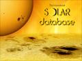Solardatabase